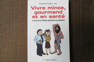VIVRE MINCE, GOURMAND ET EN SANTÉ