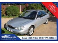 CHEAP CAR - 2001 X FORD MONDEO 2.0 GHIA X 16V 5D 130 BHP