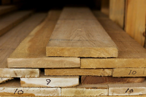 Wanted - Rough or Circle  sawn lumber