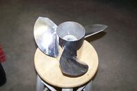 STAINLESS STEEL PROP, 14 1/2  X  19 pitch