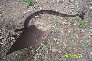 antique walking plow