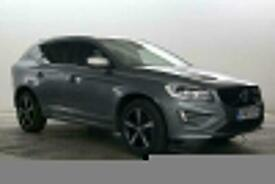 image for 2017 Volvo XC60 2.4 D4 190 R DESIGN Lux Geartronic AWD Auto SUV Diesel Automatic