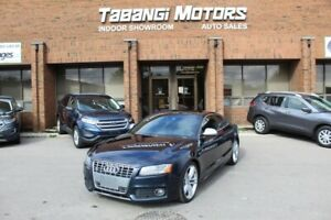 2009 Audi S5 AWD | V8 | 6-SPEED | NAVIGATION | LEATHER | SUNROO
