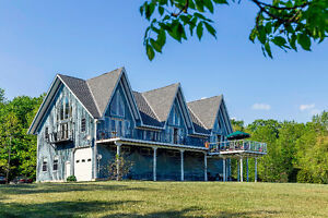 Beautiful home on the water in Prince Edward County