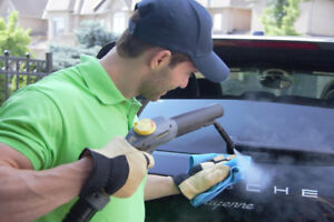Mobile Fast Interiror Exterior Cleaning