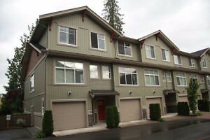 Willoughby Heights Townhouse in Langley for rent
