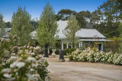 Beautiful Home in Hepburn Springs VIC