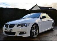 2012 BMW 3 SERIES 320I SPORT PLUS EDITION CONVERTIBLE PETROL