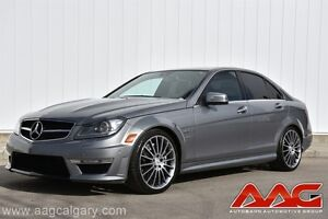 2012 Mercedes-Benz C-Class C63 AMG LOADED