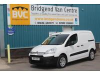 2015 CITROEN BERLINGO 625 ENTERPRISE L1 1.6 HDI 75 BHP DIESEL MANUAL VAN, 1 OWNE