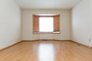 Close to school, 3 BDR, oversized double heated garage house,