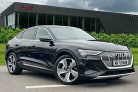 image for 2020 Audi E-Tron Sportback S line 55 quattro 300,00 kW Auto Estate Electric Auto