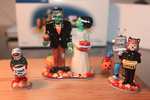 Department 56 – Village d'Halloween - Treats for the Kids