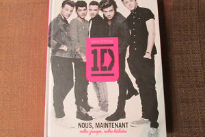 ONE DIRECTION-NOUS, MAINTENANT