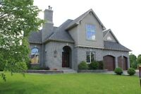 Beautiful house for sale in Shediac on 1,5 lot - Agents welcome