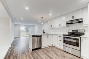 Walk-Out,Fully Renovated 3 Bedroom Legal Lower Basement Suite