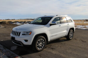 2015 Jeep Grand Cherokee Limited Low KM