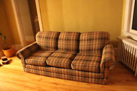 This awesome couch needs a good home!