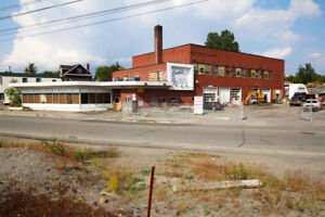 Central M1 Zoned property for LEASE in Uptown Sudbury