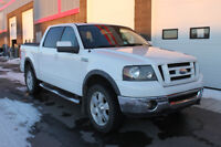 2008 Ford F-150 SuperCrew FX4 Leather/Sunroof