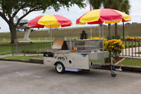 Looking for Hot Dog/Sausage Vendor to set up on private property