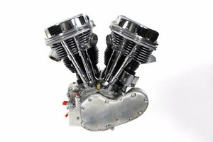 Wanted Harley Panhead Motor and 4 Speed Tranny