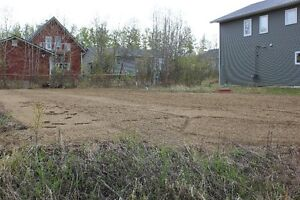 Open Lot with all services in place! Crystal Bay Brightsand Lake
