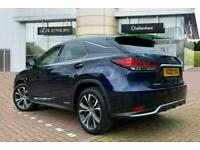 2020 Lexus RX ESTATE 450h 3.5 5dr CVT (Premium pack) Auto SUV Petrol/Electric Hy