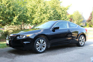 2012 Honda Accord Coupe EX-L w/Navi Sunroof LOW KMS!