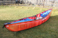 15 ft Kevlar Mad River Canoe
