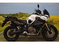 Yamaha XT1200 ZE 2014**SHAFT DRIVE, 12V OUTLET, HAND GUARDS, RIDER MODES**