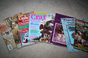 Craft Books 8 for $5