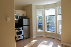 Updated Bachelor Apartment- Available May 1, 2019
