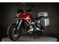 2012 12 HONDA VFR1200X CROSSTOURER 1200CC 0% DEPOSIT FINANCE AVAILABLE