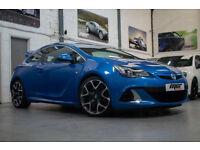 "Vauxhall Astra GTC VXR, 14 Reg, 17k, Arden Blue, Aero Kit, 20"" Alloys, Sat Nav!"