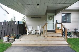 Well Kept Duplex For Sale In Elkford