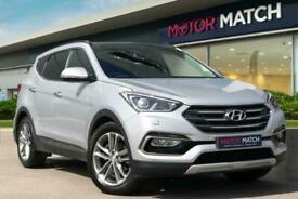 image for 2017 Hyundai Santa FE PREM SE BDRIVE CRDI A Auto Estate Diesel Automatic