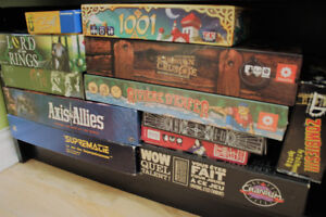 Jeux de société - Boardgames - Lord of the Rings