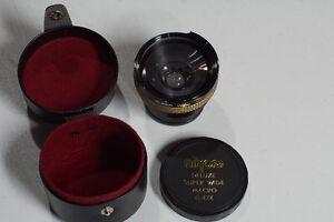 Nikora Super Wide 0.42x 55mm Lens