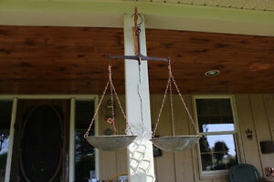 Old Hanging Scales