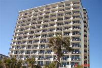 12th Floor very clean Ocean Front 1 Bdrm Condo