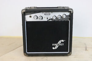 **PORTABLE** First Act Guitar Amp, M2A-110