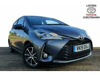 2019 Toyota YARIS HATCHBACK 1.5 VVT-i Icon Tech 5dr Hatchback Petrol Manual