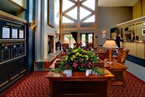 Christmas Timeshare in Banff for sale