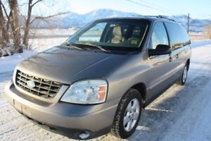 2005 Ford Freestar Sport NEW SUMMER SIZZLE PRICE! ONLY $3990!!