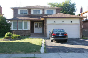 4+1Bd Detached House w/ Finished walkout bsmt for rent Newmarket