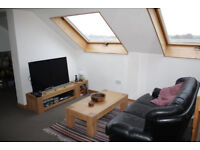 Double room in well equipped duplex flat share. £300 pcm all bills & ct included Edge Lane.