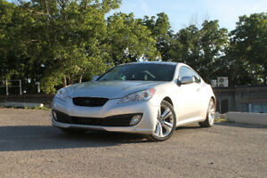 Low Milage 2010 Genesis Coupe Turbo