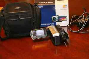 SONY HANDYCAM DCR-SR45 IN PERFECT CONDITION West Island Greater Montréal image 2