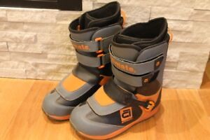 Snowmobile Boots Mens Size 8